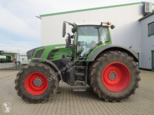 Tractor agrícola Fendt 828 Vario S4 usado