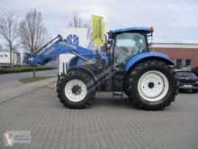 Tractor agrícola New Holland T6090 usado