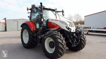 Селскостопански трактор Steyr Profi 4145 CVT втора употреба