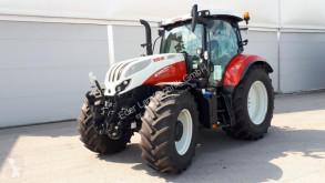 Steyr Profi 6145 CVT farm tractor used