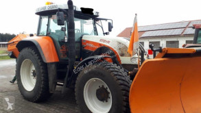 Tracteur agricole Steyr 6150 CVT occasion