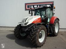 Tractor agrícola Steyr Profi 6145 S-Control 8 usado