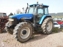 Tracteur agricole New Holland TM12r occasion