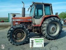 Tractor agrícola Massey Ferguson tracteur agricole 698 usado