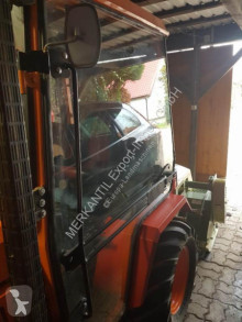 Micro tracteur Hako 4500D mit Allrad und Kabine