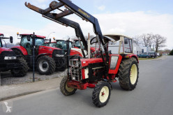 Tracteur agricole Case IHC 644 mit Frontlader occasion