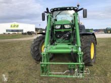 Tracteur agricole John Deere 6195R DirectDrive MIT FRONTLADER occasion