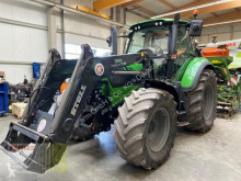 Deutz-Fahr 6160 farm tractor used