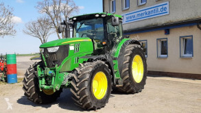 Tracteur agricole John Deere 6210 R + FHy + FZW DirectDrive occasion