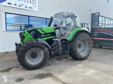 Deutz 6165 RCSHIFT farm tractor used