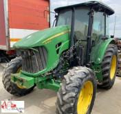 John Deere 5083 E farm tractor used