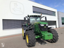 John Deere 6195R DirectDrive farm tractor used