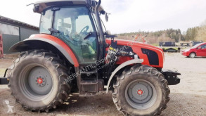 Tracteur agricole Same Virtus 110 DT + Frontlader occasion