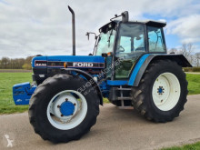 Tracteur agricole Ford 8240 SLE occasion