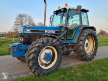 Tractor agrícola Ford 8340 sle usado