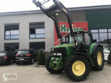 John Deere 6820 farm tractor used
