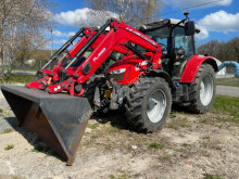 Tracteur agricole Massey Ferguson MF 5711 SL Dyna VT + Frontlader occasion
