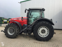 Tarım traktörü Massey Ferguson 8670 DynaVT ikinci el araç