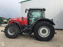 Tractor agrícola Massey Ferguson 8670 DynaVT usado