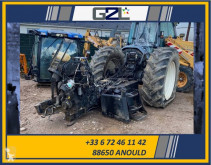 Tractor agrícola New Holland T 6010 *ACCIDENTE*DAMAGED*UNFALL* usado
