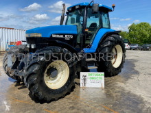 Tractor agrícola New Holland tracteur agricole 8770