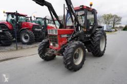 Tractor agrícola Case 745 XL + Quicke Frontlader usado