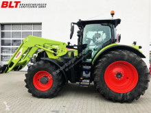 Tracteur agricole Claas Arion 660 Sonderedition 150000 occasion