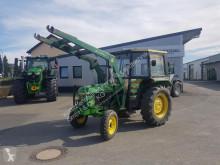 Tractor agrícola tractora antigua John Deere 1040