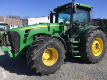 Tractor agrícola John Deere 8345R usado