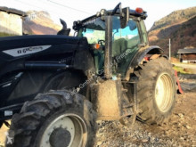 Tracteur agricole Valtra T144 h5 occasion