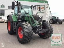 Tractor agrícola Fendt 724 Profi Plus Schlepper usado