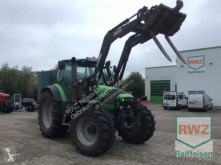 Tractor agrícola Deutz-Fahr TTV 620 usado