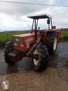Tracteur fruitier Fiatagri 80-66 DT