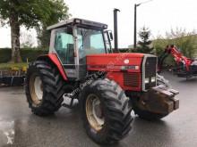 Tractor agrícola Massey Ferguson usado