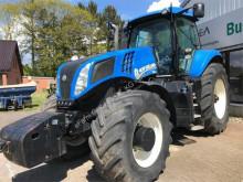 Landbouwtractor New Holland tweedehands