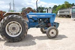 Tractor agrícola tractora antigua Ford 6600