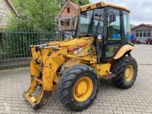Tractor agrícola JCB 2cx tractor / wiellader met 3-punts hef en pto usado