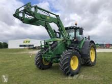 Tarım traktörü John Deere 6195R DirectDrive MIT FRONTLADER ikinci el araç