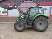 Zemědělský traktor Deutz-Fahr 6160.4 ttv použitý