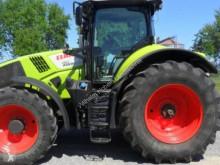 Tractor agrícola Claas Axion 810 C-MATIC usado