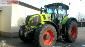 Tracteur agricole Claas Axion 850 CMATIC occasion