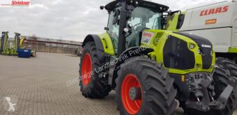Zemědělský traktor Claas Axion 830 CMATIC CEB použitý