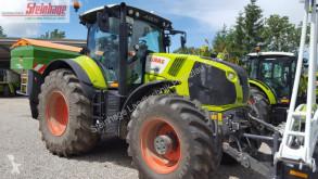 Zemědělský traktor Claas Axion 850 CMATIC FZW použitý