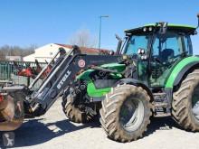 Tractor agrícola Deutz-Fahr 5120 p usado