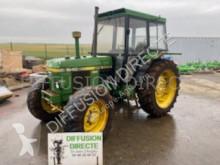 Tracteur agricole John Deere tracteur agricole 1640