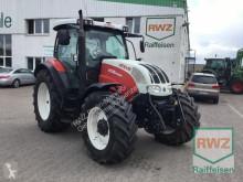 Mezőgazdasági traktor Steyr 6135 Profi Schlepper használt
