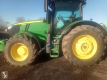 Tractor agrícola John Deere 7310R (MY17.5) usado