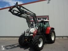 Tracteur agricole Steyr 6135 CVT Tier 2 occasion