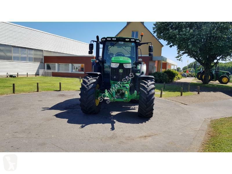 View images John Deere 6175R farm tractor