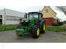 Tracteur agricole John Deere 6135R occasion